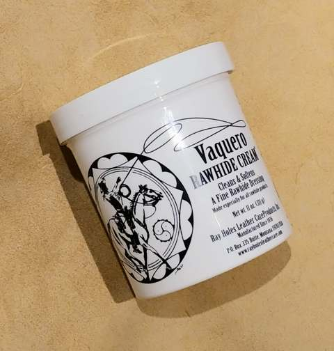 Ray Hole's Vaquero Rawhide Cream