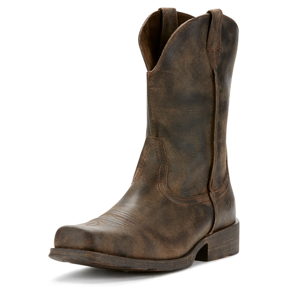 Antiqued Grey 'Rambler' Men's Boot by Ariat