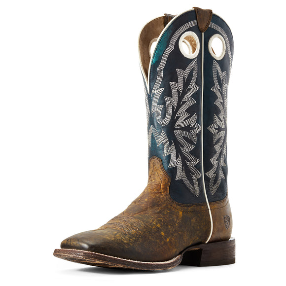 Woodsmoke & Azul 'Circuit Champ' Men's Boot by Ariat®
