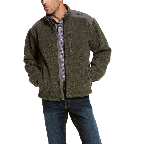El Capitan Fleece Men's Sweater by Ariat