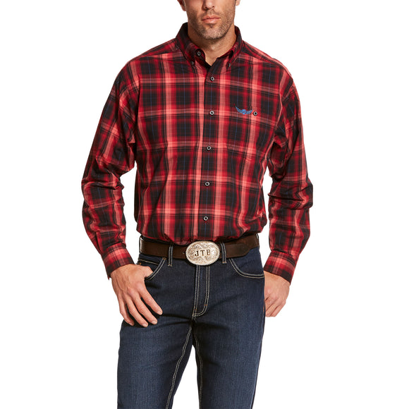 Relentless Fireball Men's Shirt by Ariat