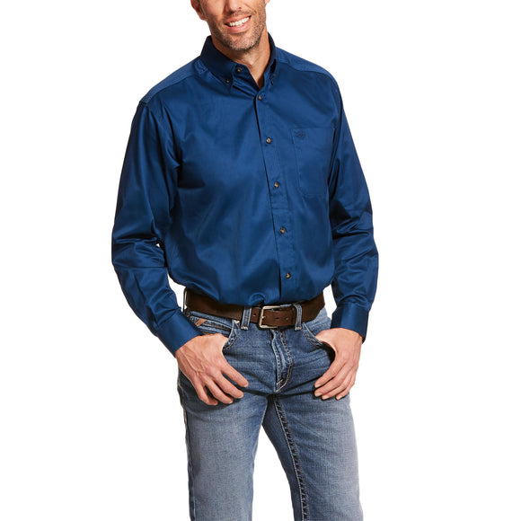 Solid Twill Men's Shirt by Ariat