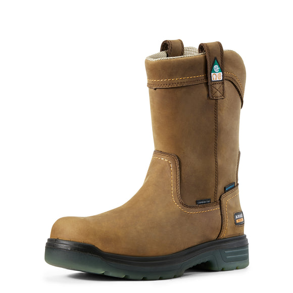 'Turbo' Pull-On H2O CSA Men's Boot by Ariat®