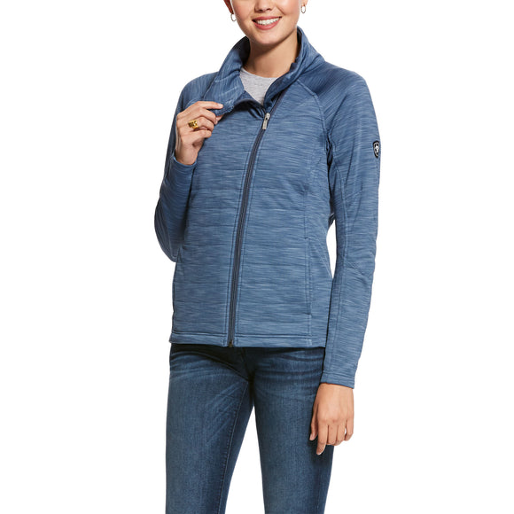 Vanquish Full Zip Women's Sweater Jacket