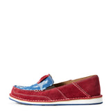 Red & Denim Women's Cruiser by Ariat