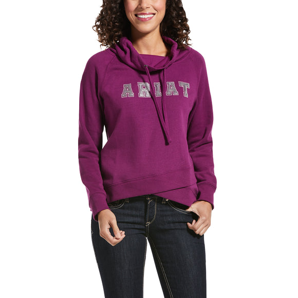 Imperial Violet Women's Sweater by Ariat