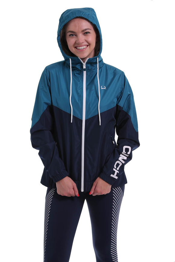 Women's Track Jacket by Cinch