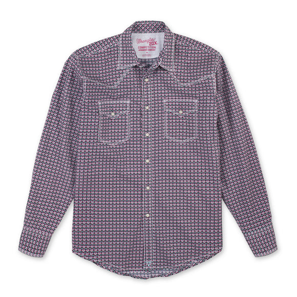 20X Competition Fit Men's Shirt by Wrangler