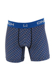 Patterned Men's Boxer Brief by Cinch