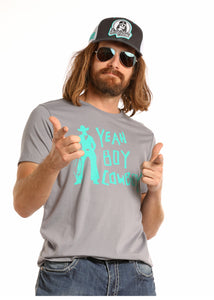 Dale Brisby Men's T-Shirt by Rock and Roll Denim