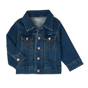 'Denim' Infant Jacket by Wrangler