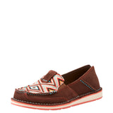 Coffee Aztec Women's Cruiser by Ariat
