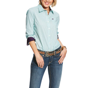 Kirby Stretch R.E.A.L Women's Top by Ariat