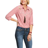 Plaid R.E.A.L Women's Top by Ariat