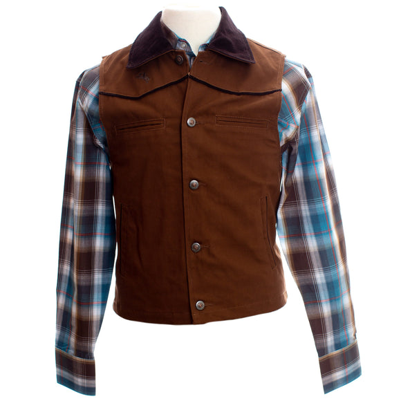 Sheridan Men's Vest by Wyoming Traders