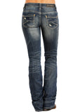 Original Low Rise Women's Jean by Rock and Roll Cowgirl