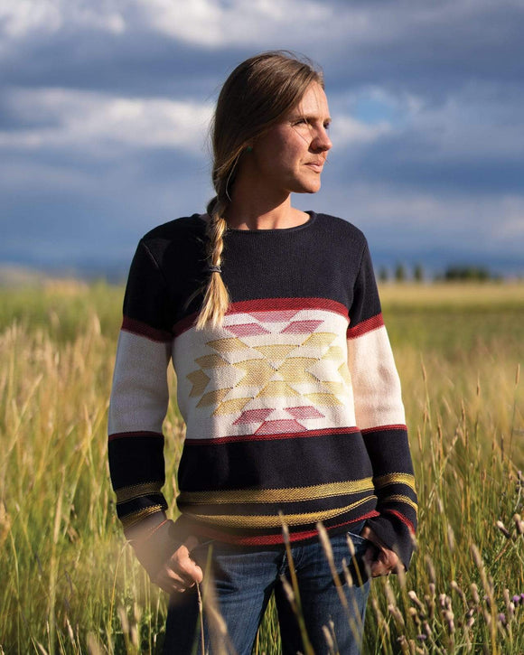 Sunset Alta Women's Sweater by Outback Trading