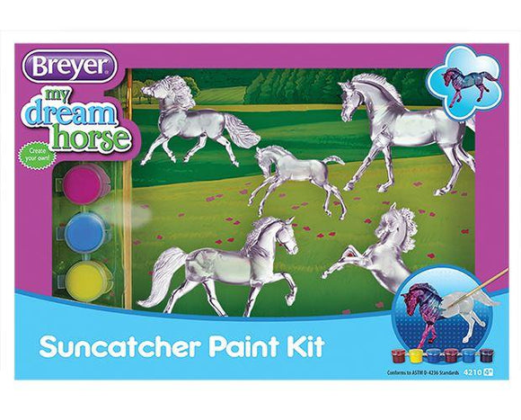 Breyer® Horse Suncatcher Paint Kit
