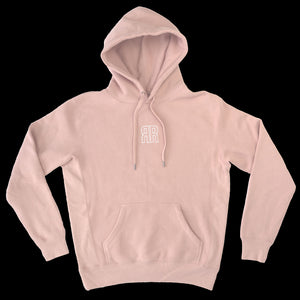 Oversized Hoodie - Dusty Pink