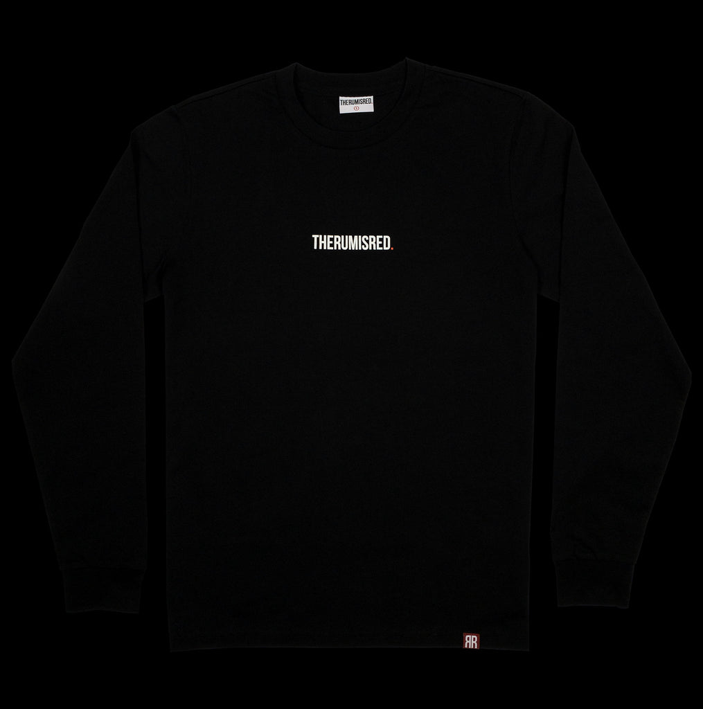 Essentials Longsleeve - Black