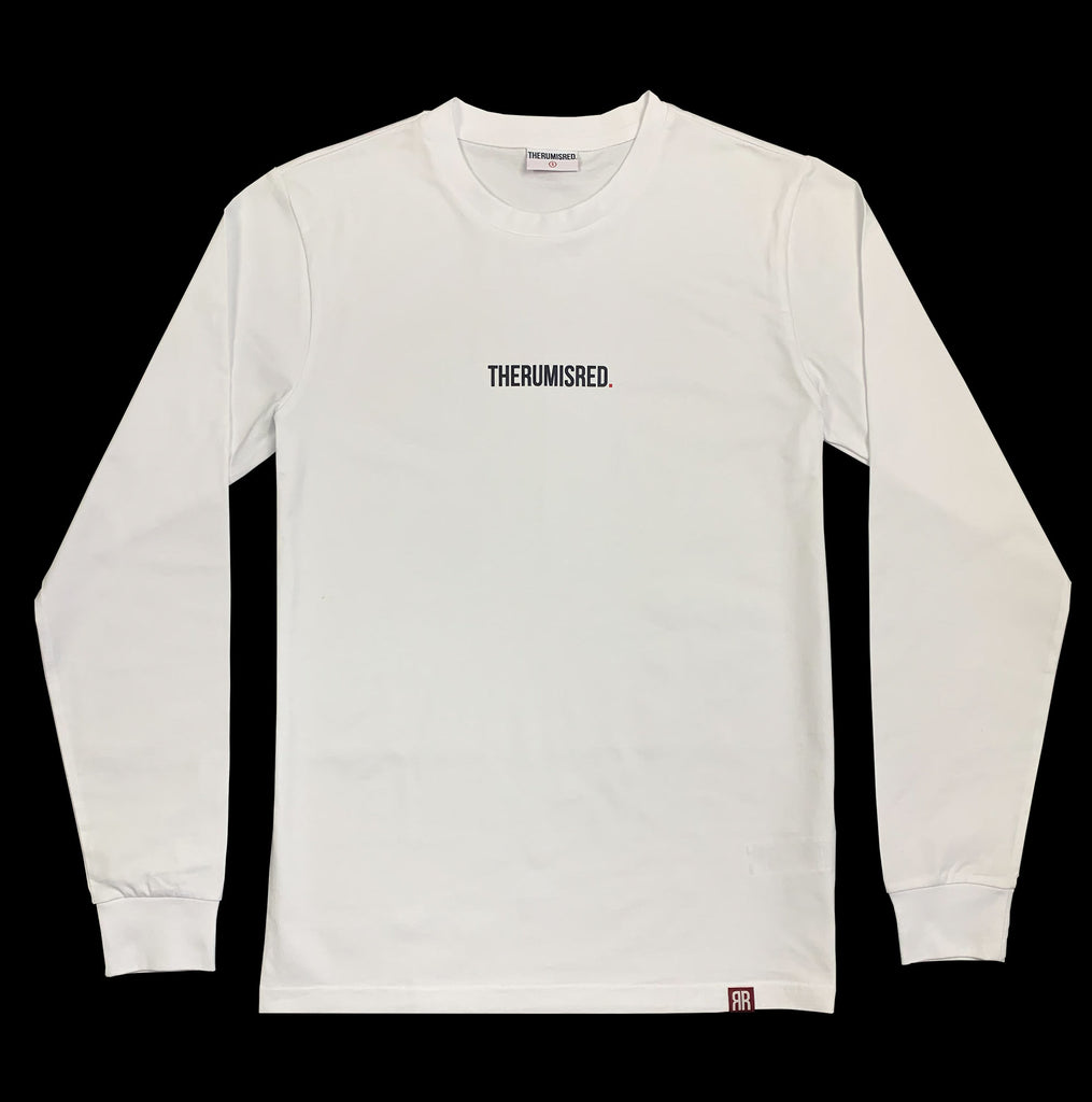 Essential Longsleeve - White
