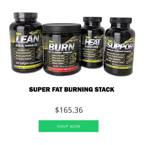 Super Fat Burning Stack