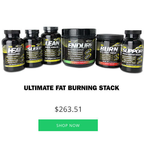 Ultimate Fat Burning Stack