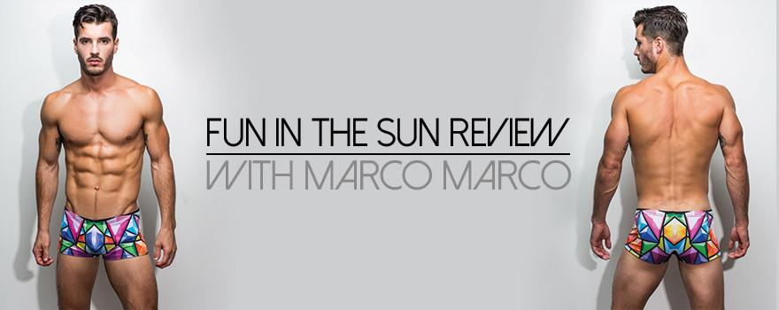 Fun in the Sun Review with Marco Marco