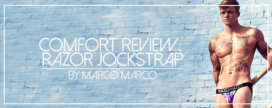 Comfort Review: Razor Jockstrap by Marco Marco