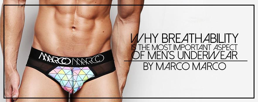 Why Breathability is the Most Important Aspect of Men's Underwear