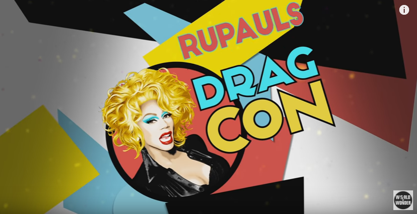 #MARCOMARCOSHOW Panel at RuPaul's DragCon 2016