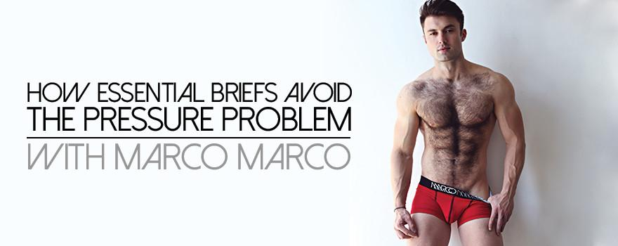 How Essential Briefs Avoid the Pressure Problem