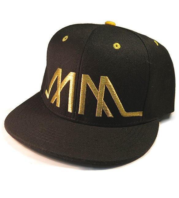 Designer Mens Underwear | Marco Marco | Embroidered MM Snapback - Assorted Colors