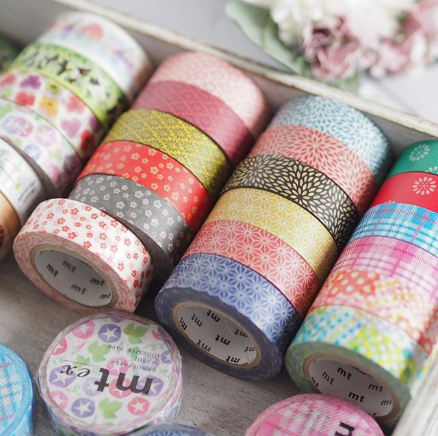 MT masking tape: summer 2018 collection
