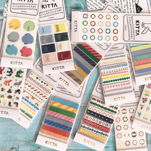 KITTA washi tapes
