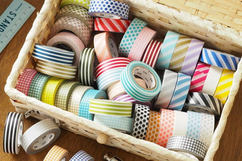 mt deco (decorative pattern) washi tapes