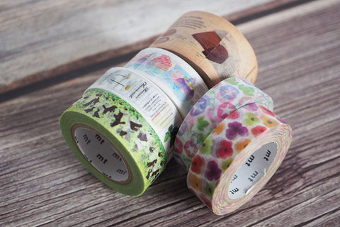 mt ex washi tape | washi wednesday