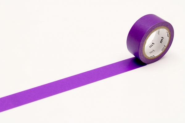 mt fab fluorescent purple washi tape (MTFC1P07) | Washi Wednesday