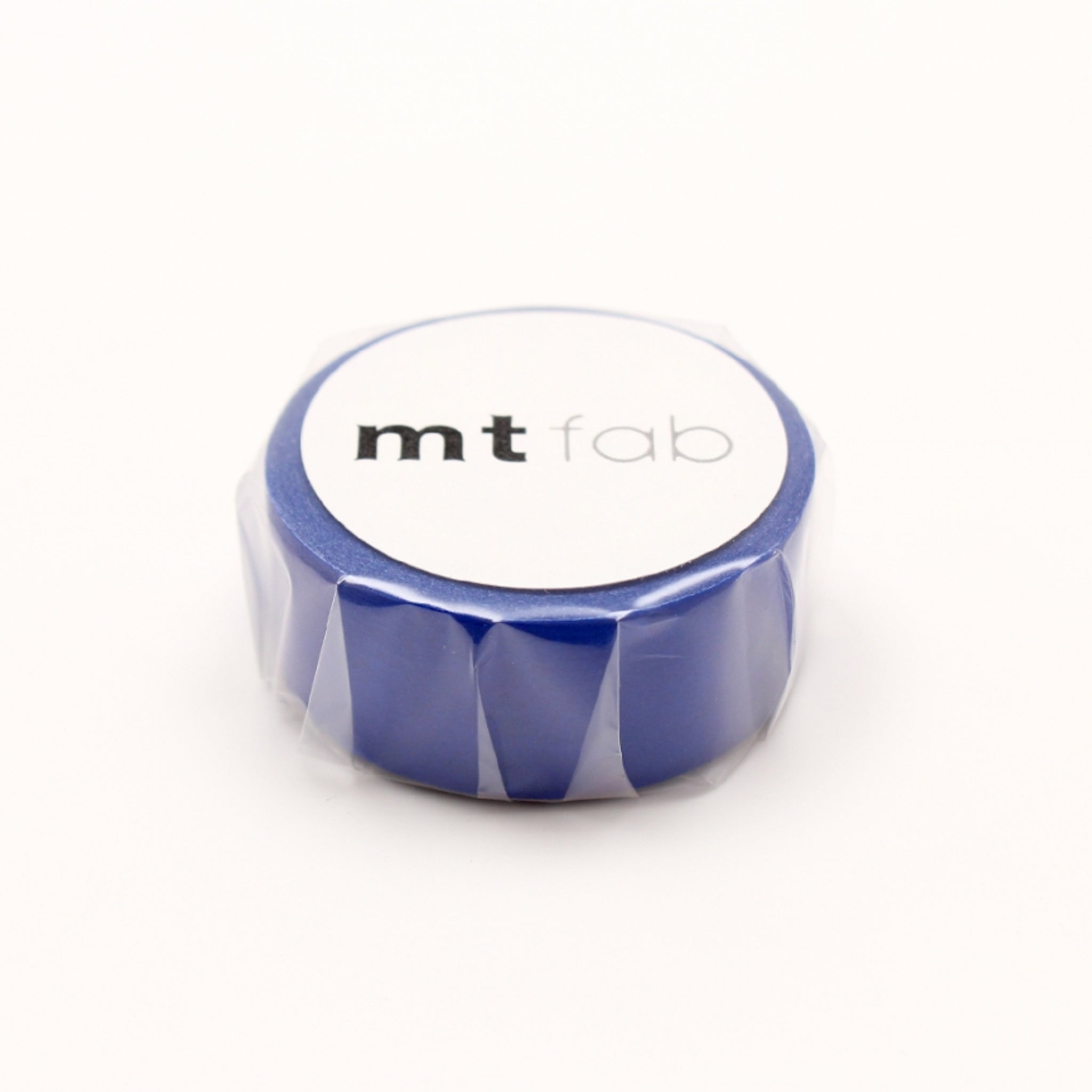 MT Fab Washi Tape Fluorescent Cyan