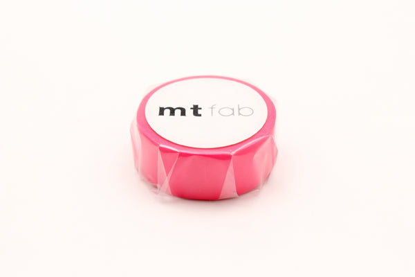 mt fab fluorescent pink washi tape (MTFC1P01) | Washi Wednesday