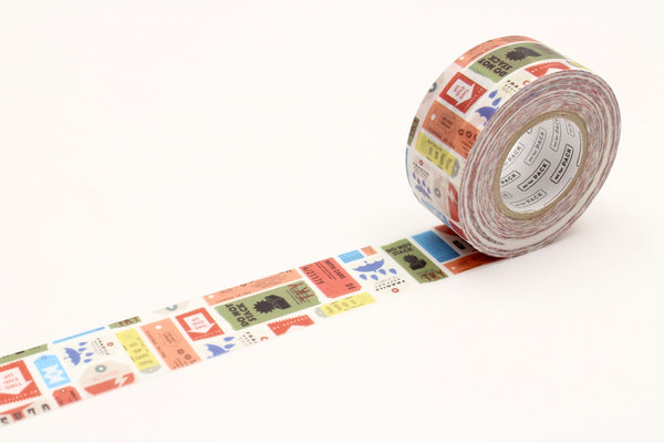 mt for PACK care tag permanent tape (MTPACK16) | Washi Wednesday