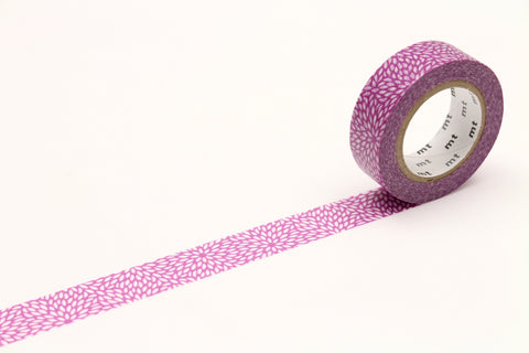 MT Mujinagiku Sumire washi tape (MT01D414)