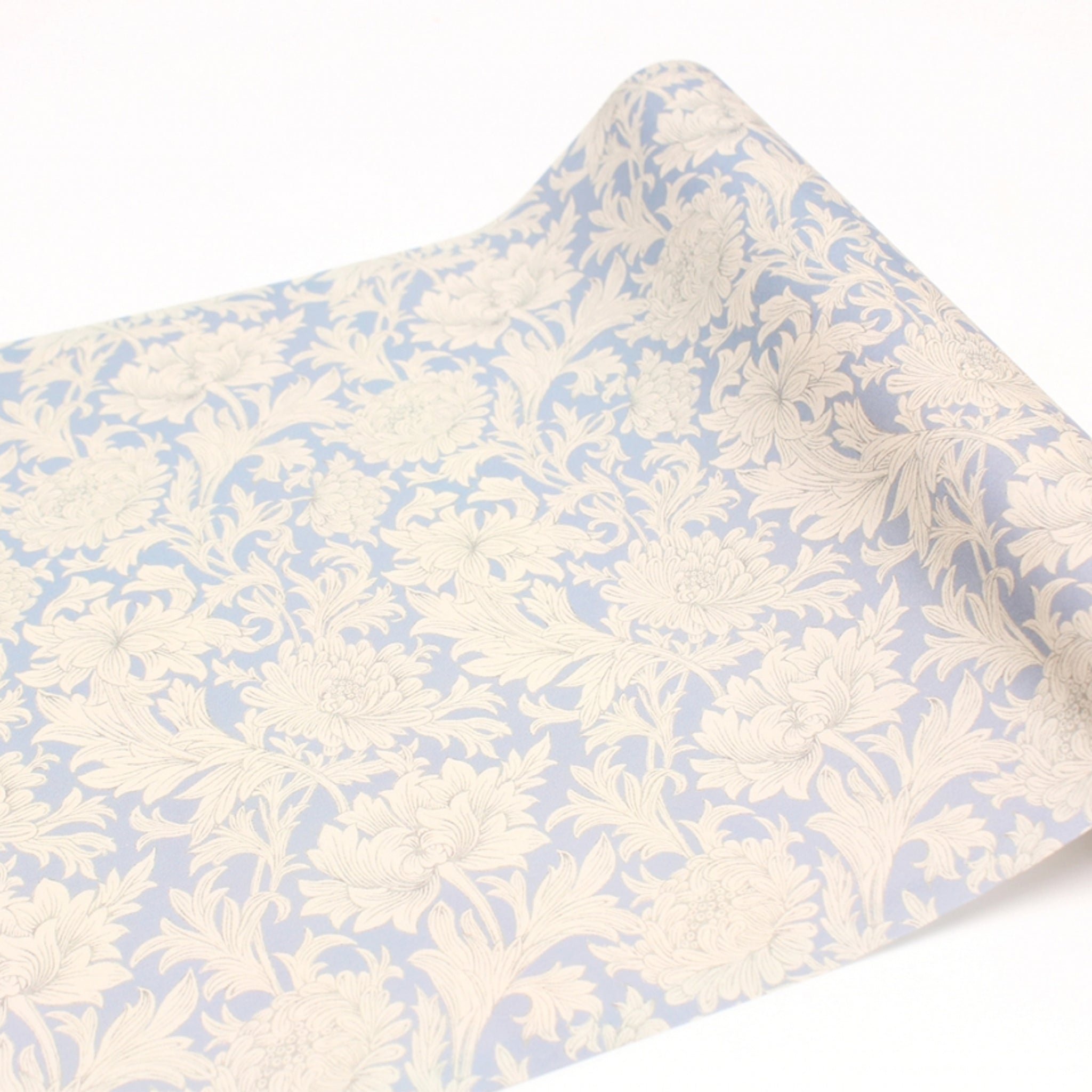 MT Wrap William Morris Chrysanthemum Toile