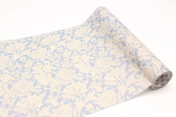 mt wrap 230mm William Morris Chrysanthemum Toile (MTWRAP56) | Washi Wednesday
