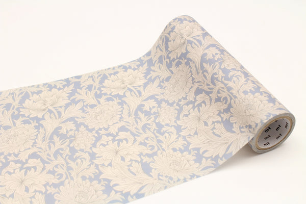 mt wrap 155mm William Morris Chrysanthemum Toile (MTWRMI56) | Washi Wednesday