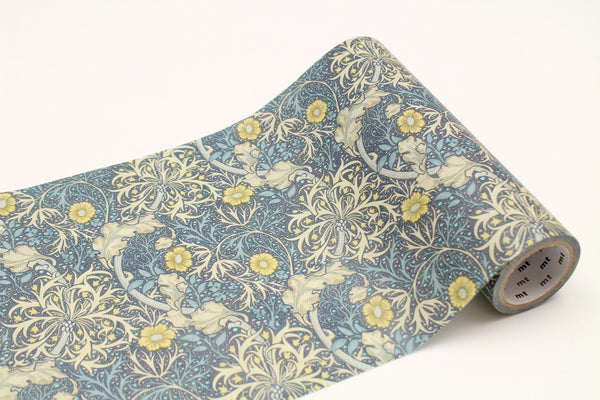 mt wrap 155mm William Morris Seaweed (MTWRMI58) | Washi Wednesday
