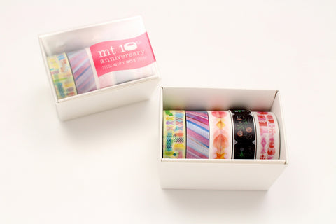 mt 10th Anniversary Gift Box washi tape set