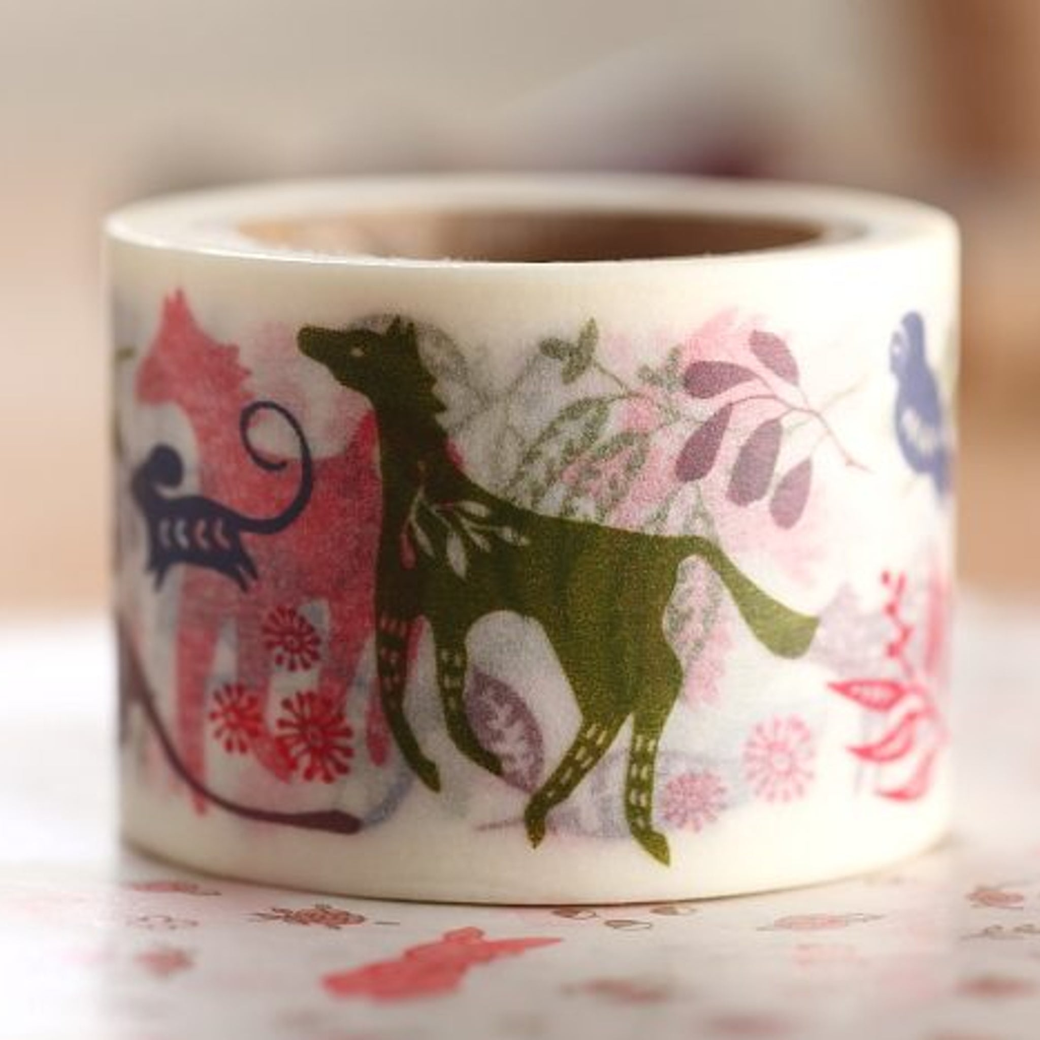 Aimez le Style Washi Tape Botanic Animal