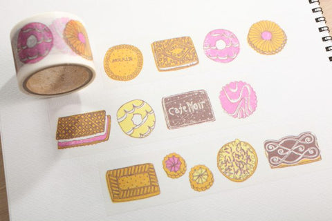Aimez le Style Biscuits Washi Tape