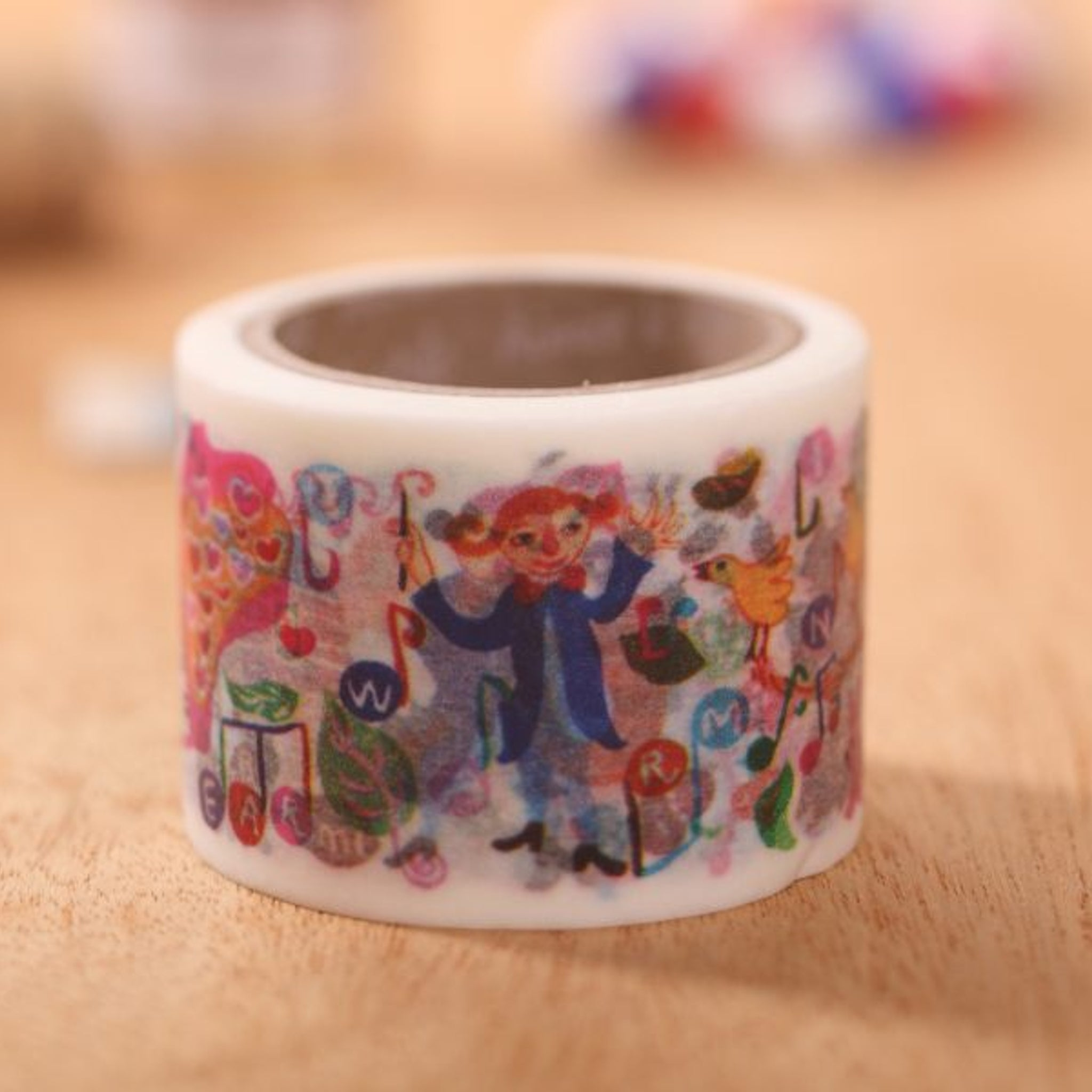 Aimez le Style Washi Tape Concert In Forest